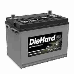 die hard battery homer glen