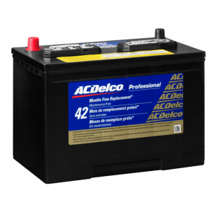 ac delco gold battery replacement