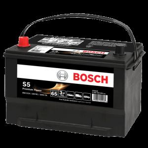 bosch s5 battery replacement