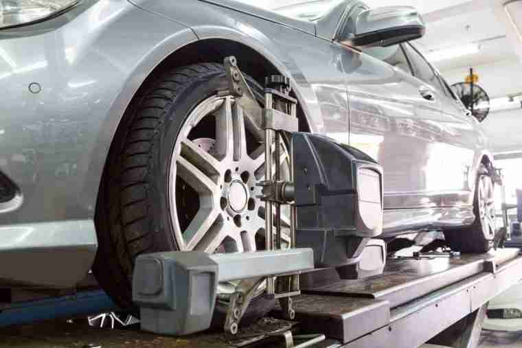 wheel alignment in homer glen