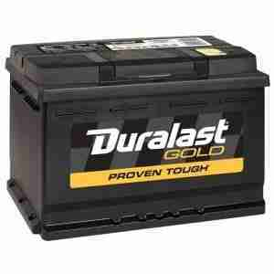 duralast gold battery replacement