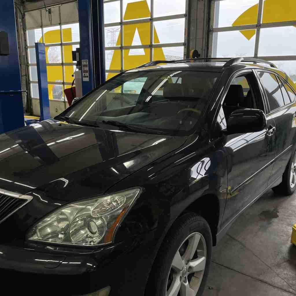 Lexus service homer glen
