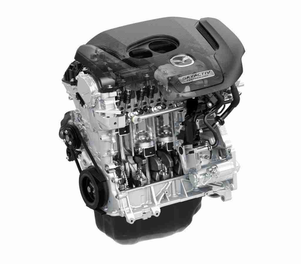 mazda engine repairs